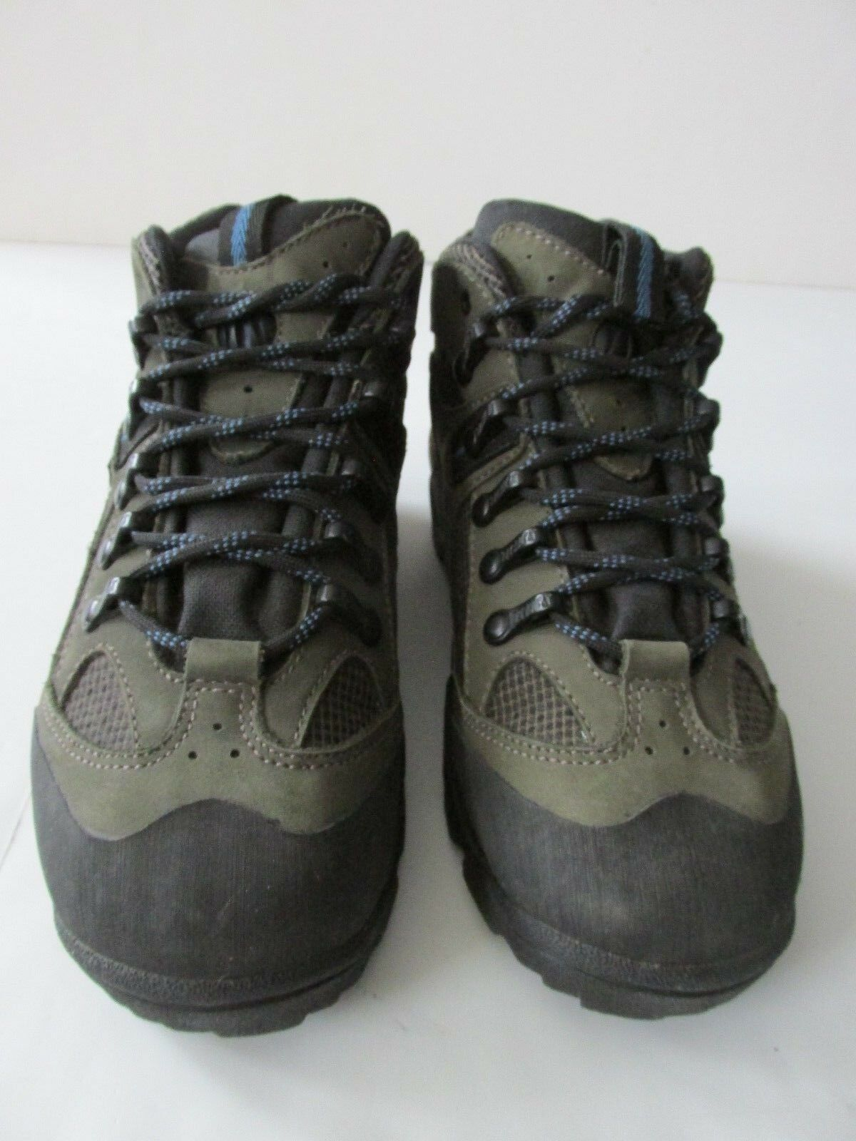 Tecnica  Tecni-Dry Mid Green Nubuck Hiking  Trail  Hiking Chaussures femmes  8M TC 2ec1e2