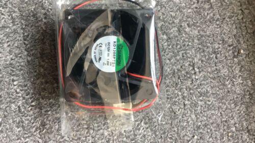 Sunon KD1206PTS1 fan 60*60*25mm 12V 1.8W 2pin
