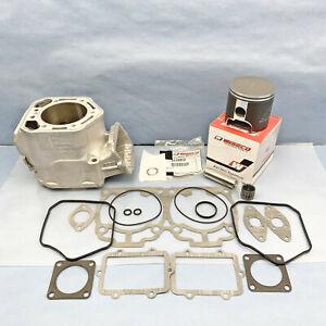 Neuf-82mm-Ski-Doo-800-non-Ho-Cylindre-Wiseco-Piston-Gasktes-01-03-Mxz-923811