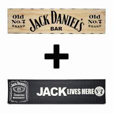 Jack Daniels JD pvc rubber bar mat runner barmat Pickup Available