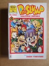 DOTTOR SLUMP n°8 Mitico n°70  - Cel Comic Star Comics   [G371A]