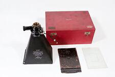 Vintage Carl Zeiss Jena E. Leitz Wetzlar 2945 Makam Microscope