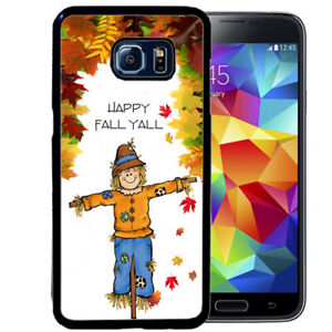 Fall-Case-Fits-Samsung-Galaxy-S10-S9-S8-S7-Plus-Scarecrow-Happy-Fall-Yall