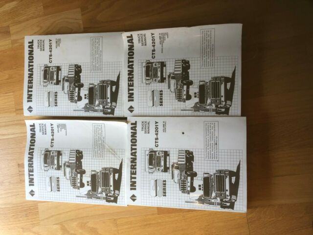 International Truck Engine S Series Diagnostics Technical