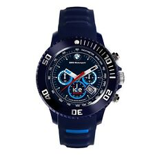 Ice-Watch 001131 Mens Big BMW Motorsport Exclusive Chronograph Blue Watch £129