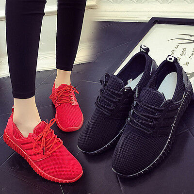 Womens Fashion Sneaker Breathable Casual Running Athletic Sport Loafers Shoes