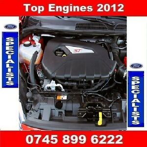 Details About Ford Focus St 2 5 Petrol Engine Supply And Fit 2008 2010