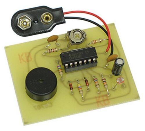 KitsUSA 6707 ELECTRONIC CRICKET KIT - AGES 13+