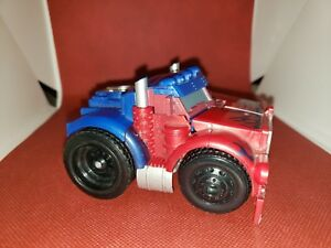 Details about Hasbro Tomy Transformers Optimus Prime Semi Truck Pull Back  Action 4