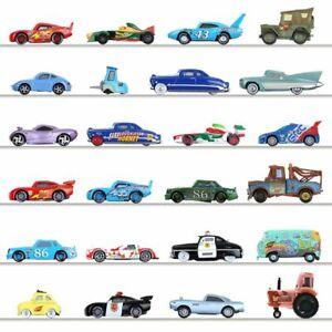 1-55-Disney-Pixar-Cars-3-Metal-Car-Diecast-Sally-Frank-Cars-Mcqueen-Mater-Toy-xx
