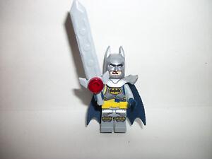 Lego-Minifig-Figure-Minifigure-Super-Heroes-Knight-Batman-AUTHENTIC-LEGO