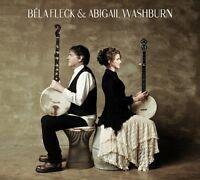 Bela Fleck & Washbur - Bela Fleck & Abigail Washburn [new Cd] on sale