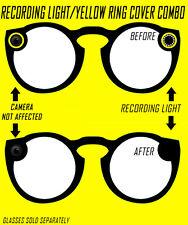 Stealth Kit for Black Snapchat Spectacles
