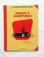 BD - Spirou et Fantasio Panade à Champignac / 2006 / FRANQUIN / DUPUIS / ATLAS