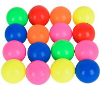 10 Bouncy Balls 1 Bounce Party Fillers Super Favor Bright Solid Colors High Hi