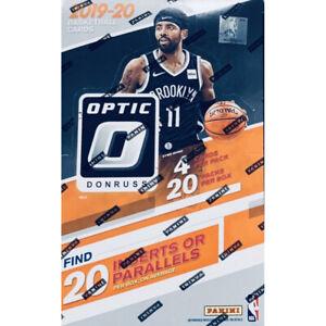 2019-20-Donruss-Optic-Basketball-Retail-Box-Factory-Sealed