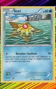 XY8:Impulsion Turbo Stari 29/162 Carte Pokemon Neuve Française