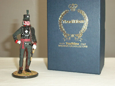 CHARLES STADDEN TRADITION STUDIO PAINTED 60TH ROYAL AMERICAN 90MM PEWTER FIGURE | eBay