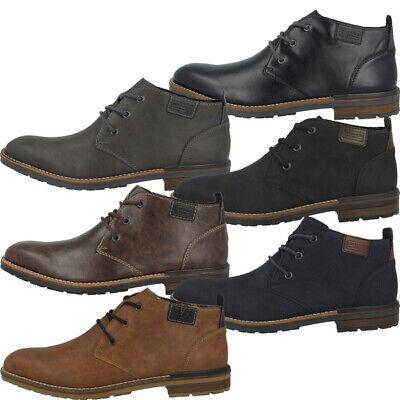 Rieker Schuhe Men Herren Antistress Schnürschuhe Halbschuhe Schnürer Boots B1340   eBay