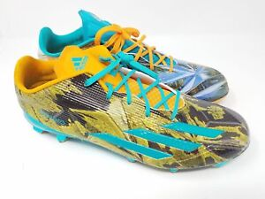"Adidas Adizero 5-star 5.0 "" Florida "" Sunshine State Football Aq7700 Taille"