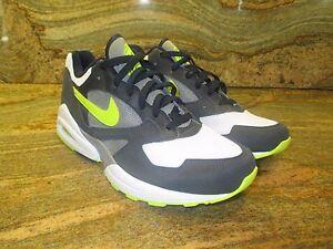 d83caa625098 2008 Unreleased Nike Air Max Tailwind 92 OG Sample SZ 9 White Volt ...