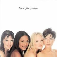 Spice Girls, Goodbye [US CD], Excellent Single
