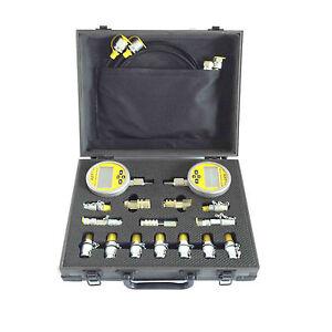 Digital Hydraulic Pressure Tester XZTK-70MD Combo for Caterpillar Komatsu ETC