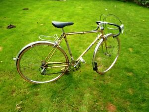 Falcon Panther Rare Vintage 10 Gear Racing Bike L Eroica Ebay