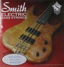 KEN SMITH SRM-L SLICK ROUNDS BASS STRINGS ,  MEDIUM LIGHT GAUGE 4's 44-103