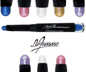 Cream-eyeshadow-crayon-shimmering-pastel-shades-from-La-Femme-white-lilac-pink