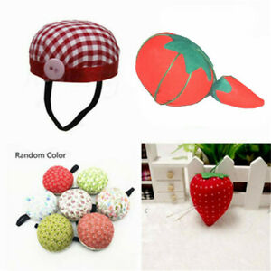 1-2pcs-Mini-Cute-Design-Home-Sewing-Craft-Needle-Storage-Holder-Pin-Cushion