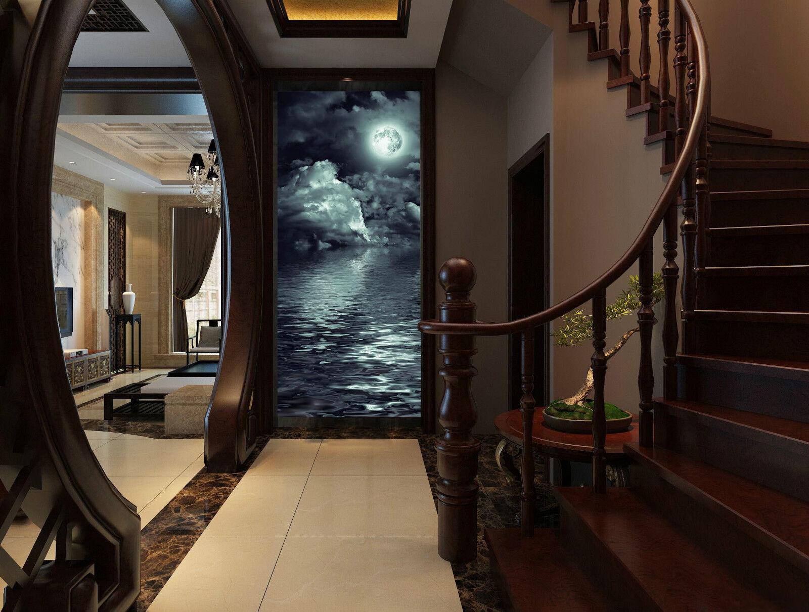 3D In der der der Nacht,  SEE 4329 Fototapeten Wandbild Fototapete BildTapete Familie DE 0db627