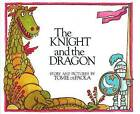The Knight and the Dragon by Tomie dePaola (Hardback, 1980)