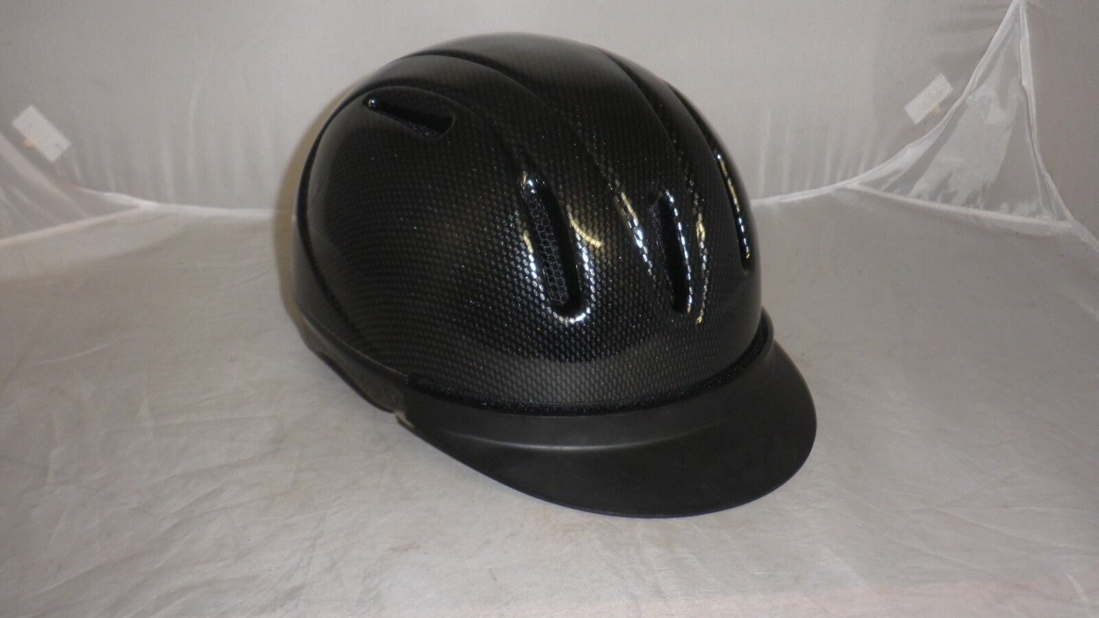 CHAMPION resistenza Universale Nero Cappello Di Carbonio