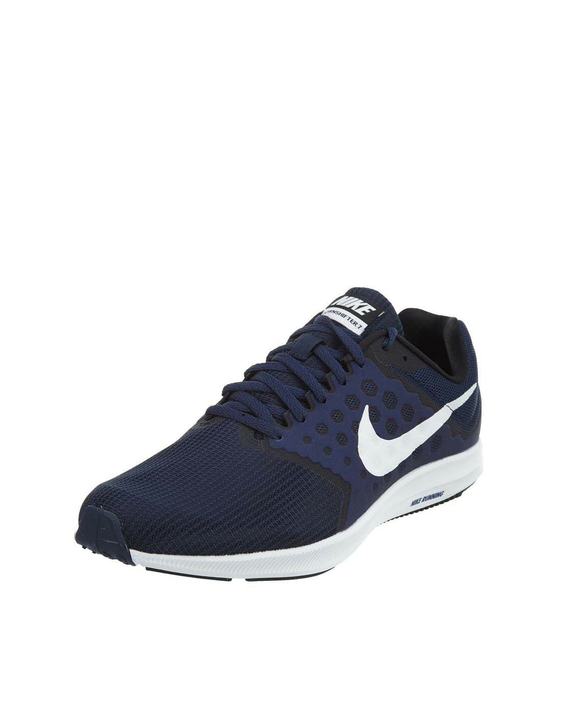 Nike Mens Downshifter 7 Running Sneakers 852460-400 Size 9.5
