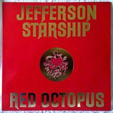 JEFFERSON STARSHIP RED OCTOPUS RARE LP 180g DCC
