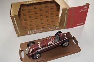 1/43 Brumm Maserati 8 Cyl. R111 N°1 Indianapolis 1940 Mint Boxed