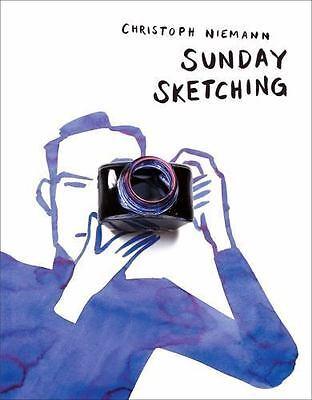 Sunday Sketching by Christoph Niemann (2016, Hardcover)