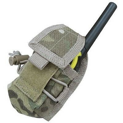 US Multicam camouflage OCP MOLLE Army Radio Pouch Mobile phone Radio Pocket