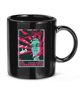 Dr Strangelove Stanley Kubrick Movies Cult Mug, Dr Strangelove Coffee Mug, tea C