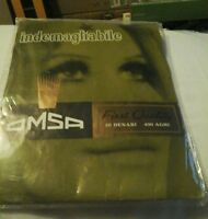 Vintage Omsa 20 Denier Seamless Stockings 1960s Tan Size 9 1/2 In Packet