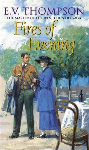 1 of 1 - Fires Of Evening: Number 8 in series (Retallick... by Thompson, E. V. 0751545767