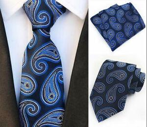 Gelb Herren Krawatte Schwarz Streifen Muster Handgefertigt 100/% Seide Hochzeit