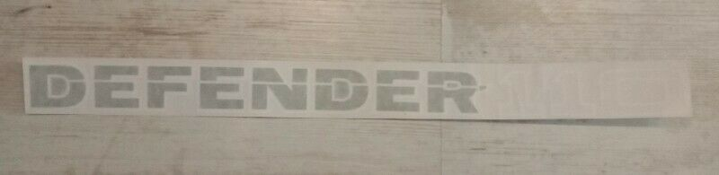 Land Rover Defender stickers