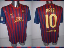 Barcelona MESSI Nike Adult XL Argentina Shirt Jersey Football Soccer Trikot Top