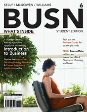 BUSN No. 6 by Chuck Williams, Marcella Kelly and Jim McGowen (2013, Paperback)