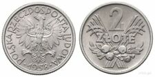 2 ZLOTY 1958 - POLAND