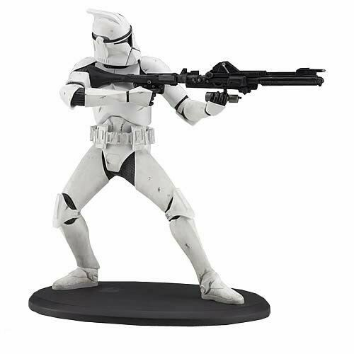 Star Wars Attakus Clone Trooper Statue