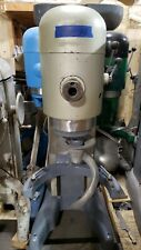 Hobart M802 80qt Industrialcommercial Mixer 230v 1ph 2hp Good Condition 3hr 76