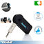 3-5mm-AUX-Wireless-Bluetooth-Receiver-for-Car-Home-Stereo-Music-Player-Adapter thumbnail 1